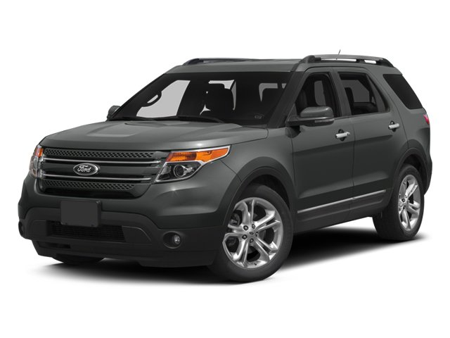 Certified Pre-Owned 2013 Ford Explorer Limited
