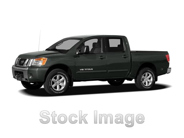 Pre-Owned 2008 Nissan Titan LE