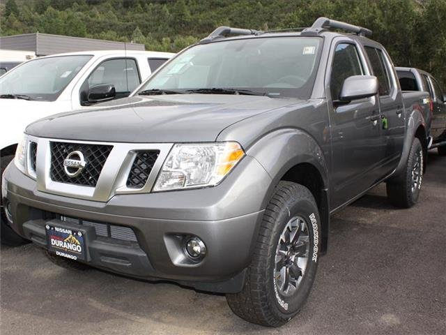 Frontier Pro 4x >> New 2019 Nissan Frontier Pro 4x With Navigation 4wd