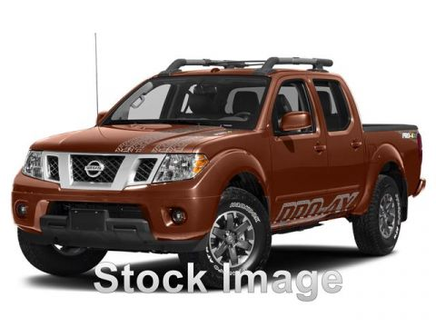Pre-Owned 2018 Nissan Frontier SL